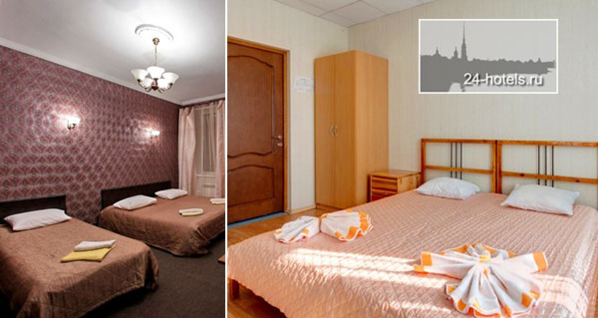 Атмосфера уюта в мини-отелях Северной столицы!