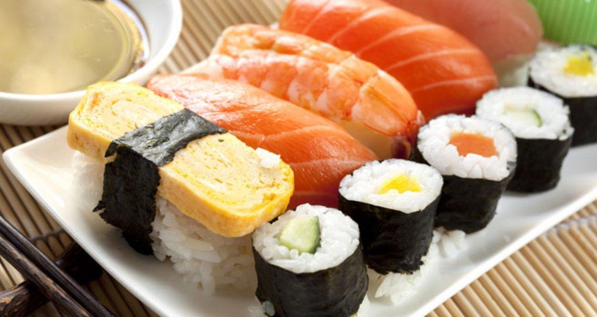 Вкусная и полезная японская кухня