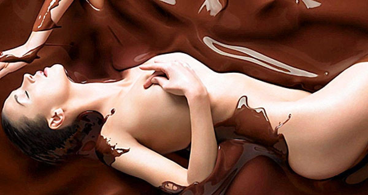 Море шоколадного удовольствия!