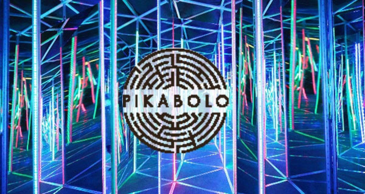 Посещение первого в России зеркального лабиринта для всей семьи PIKABOLO всего за 100р.