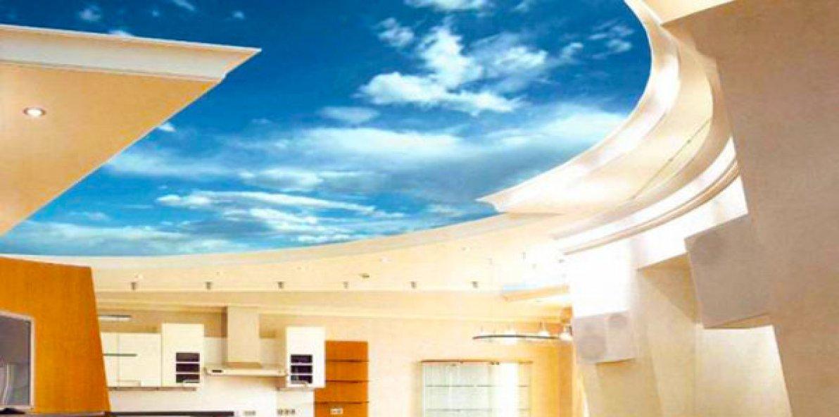 шторы недорого натяжной потолок выбор материала Собиева Зарина Бугаева