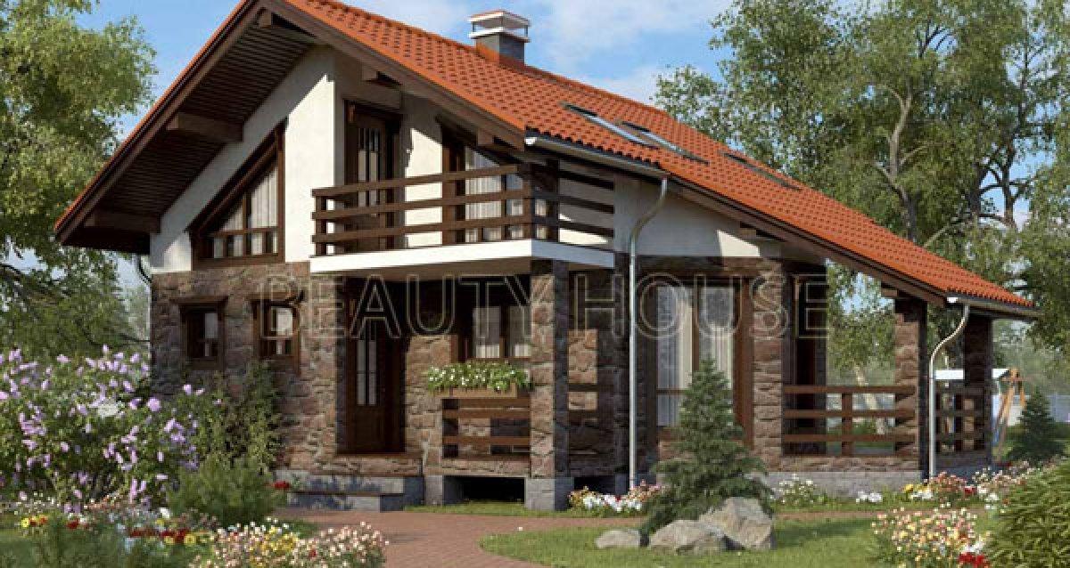 Надежный каменный дом для всей семьи под чистовую отделку 1 995 000р. Скидка 355 000р.!