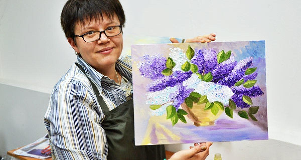 """Полный курс по масляной живописи в студии """"Валенсия"""" всего за 949р."""