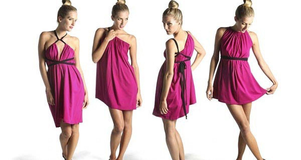c094f96e4fc9 Бесплатный купон  Хит этого лета - платье-трансформер! Всего 700р. за платье  - акция до 16.05 на bOombate (Вологда)