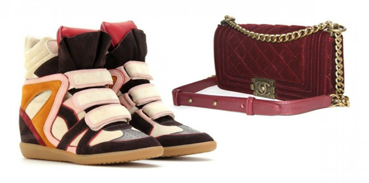 Известные бренды сумок и обуви