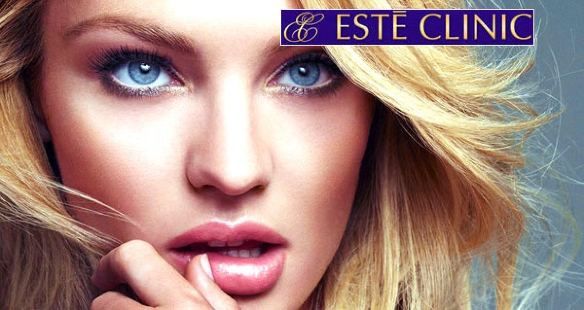 Американский Botox за 160р. VS французский Disport за 60р. для избавления от морщин в Este Clinic