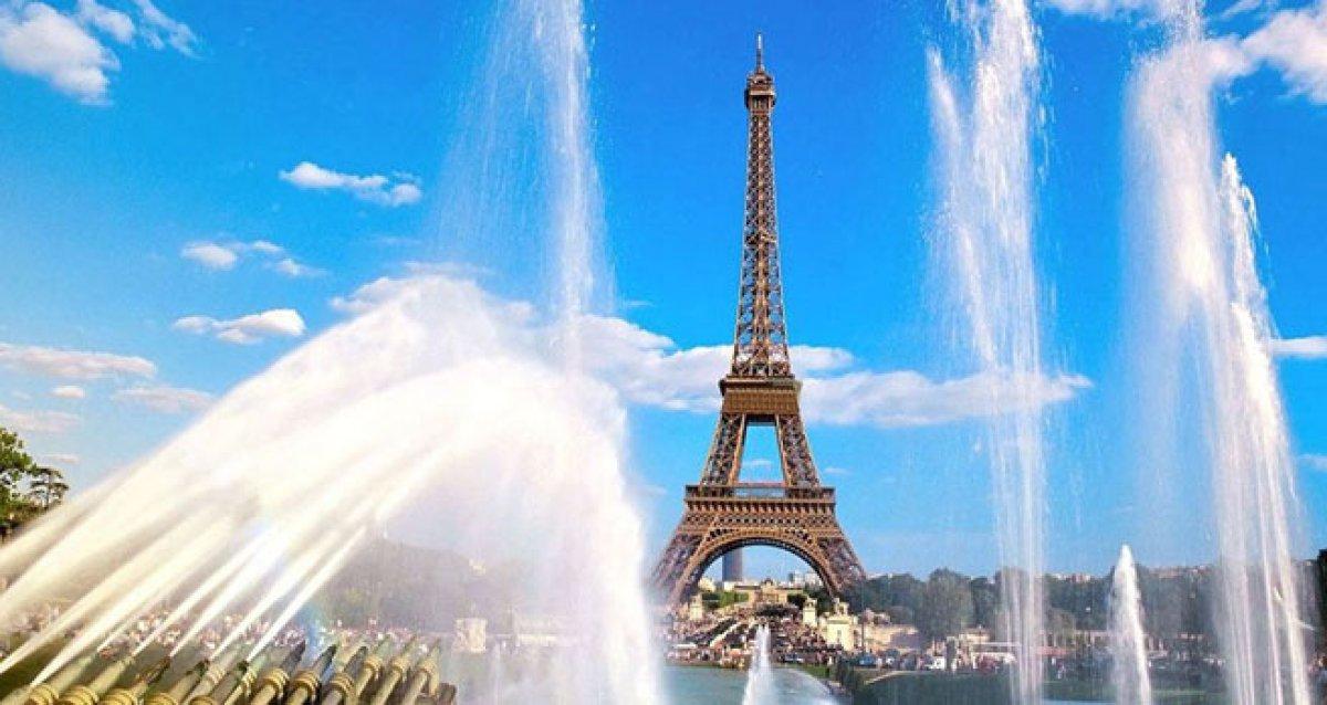 В Париж через всю Европу!