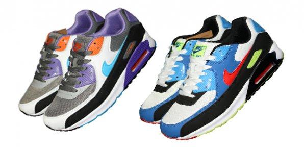 Будьте в тренде! Скидка 55% на кроссовки Nike Air Max 87 и Nike Air Max 90 в интернет-магазине Сonvershop