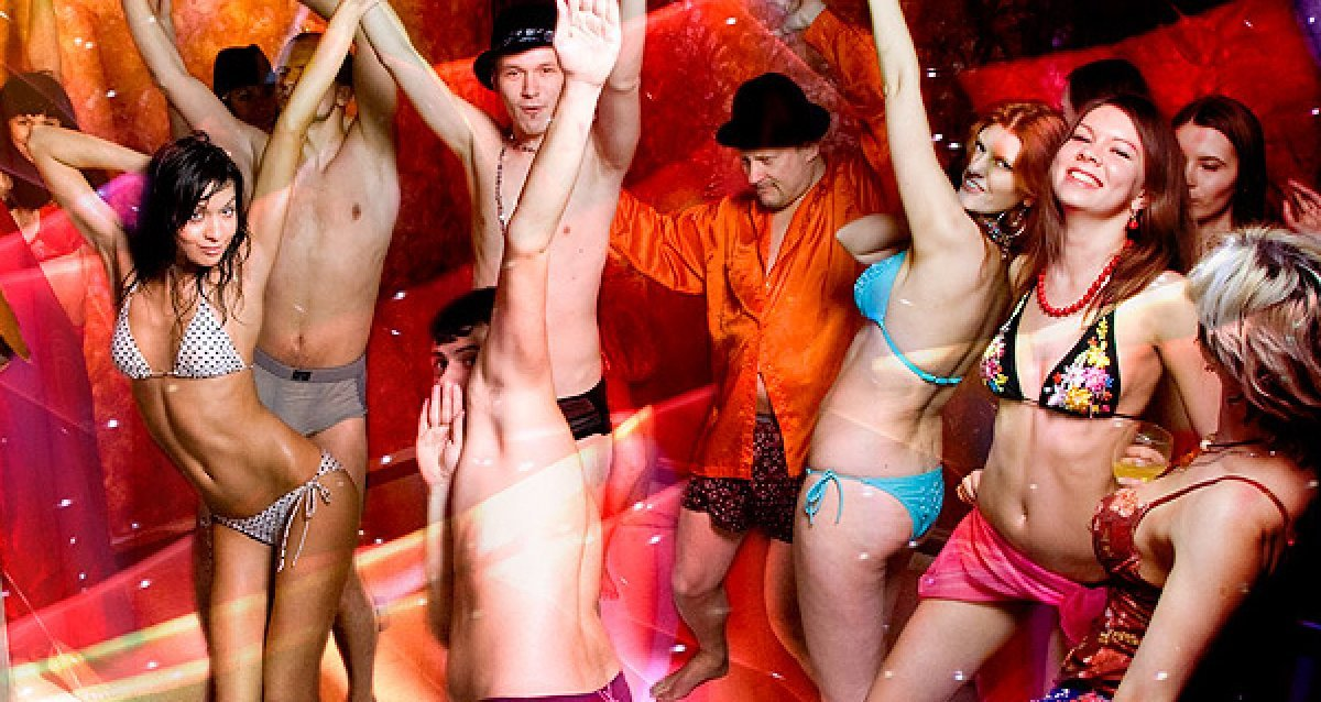 Party XXX Videos - Wild club parties, crazy hangouts and.