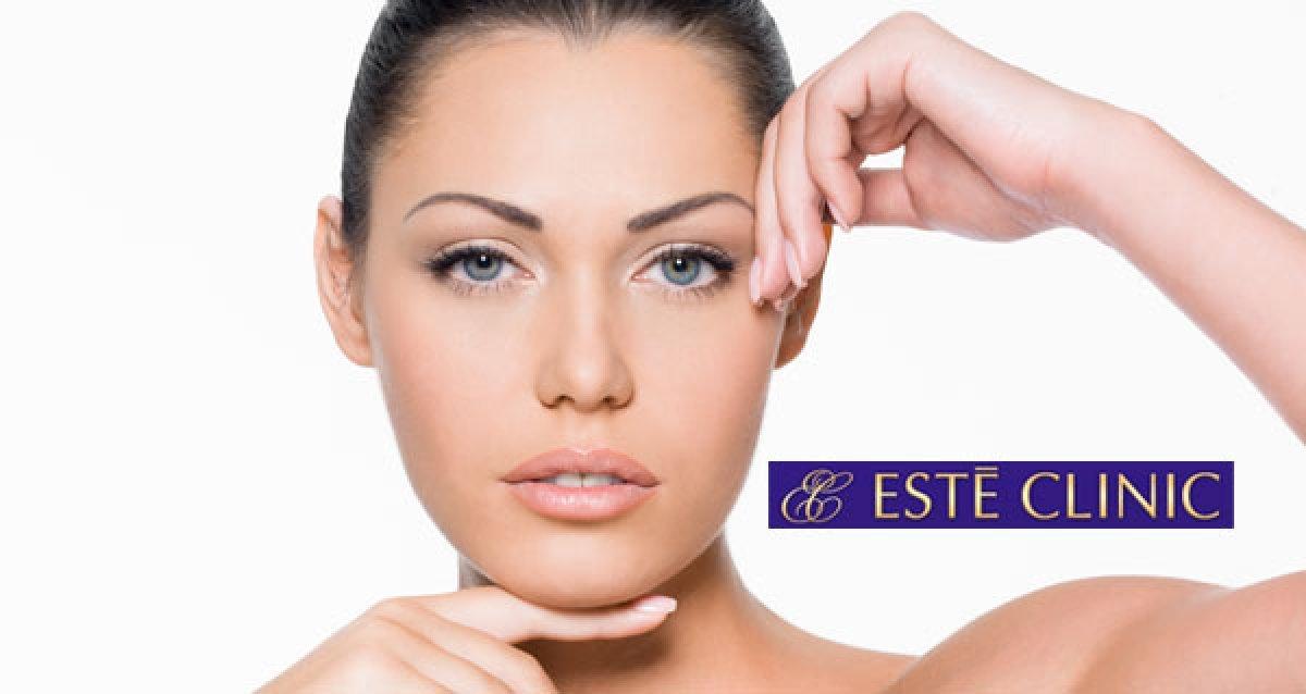 Позаботьтесь о своей коже летом! Скидки до 56% на биоревитализацию и биорепарацию лучшими препаратами в Este Clinic!