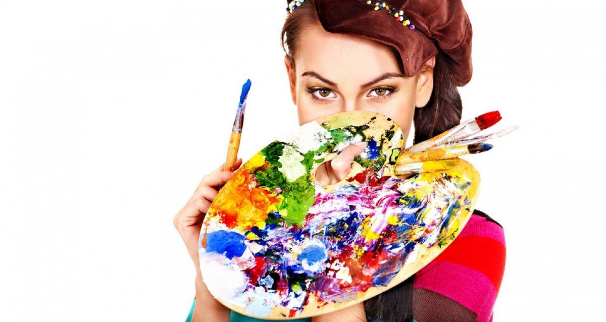 Хотите заняться творчеством? Скидки до 61% на творческие мастер-классы по декупажу или маслу!