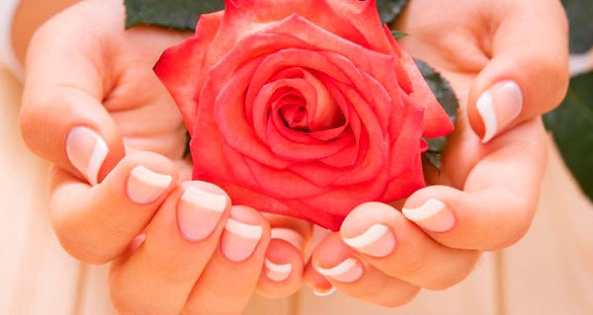 Открытки ногти, днем рождения