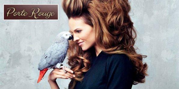 Модный цвет без окрашивания! Всего от 6000 р. за наращивание волос «Омбрэ» по технологии EuroSoCap