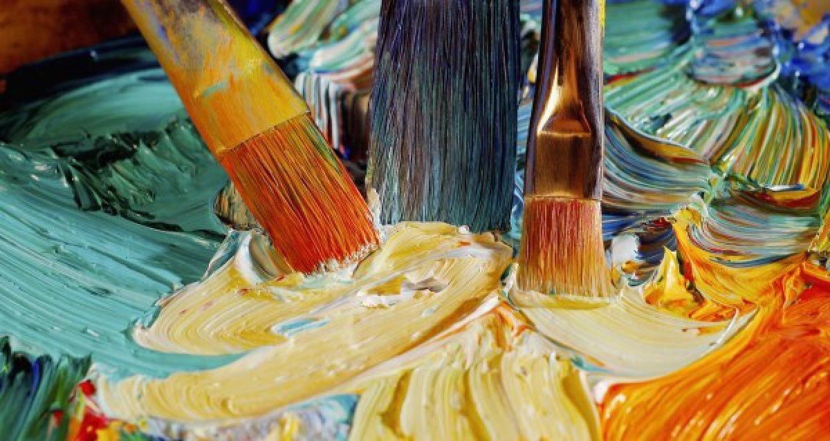 Художниками не рождаются! Мастер-класс «Масло за 3 часа» за 949 р., мастер-класс «Рисуем за один день» за 2399 р.