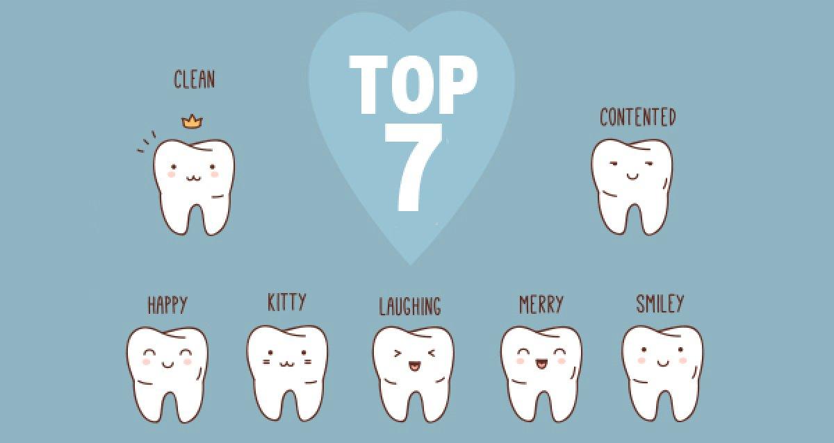 Белоснежная улыбка: Топ-7 акций для здоровья зубов