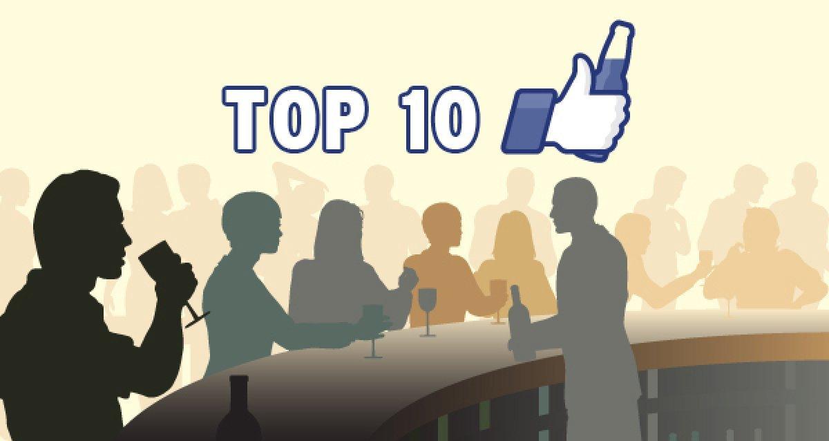 По высшему классу: Топ-10 баров