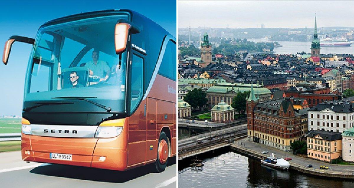 Из в финляндию автобусные питера туры