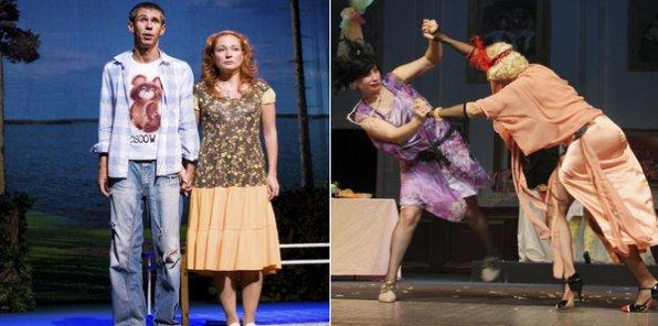 Брак по расчету или любовь? Скидка 50% на билеты на спектакли «Свадьба» и «Авантюрная семейка» от театрально-концертного зала ЦДКЖ!