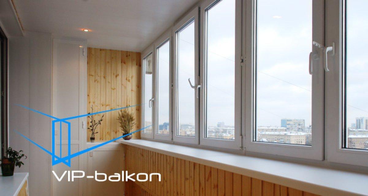 Бесплатный купон: пора остеклить балкон! скидка 50% на остек.