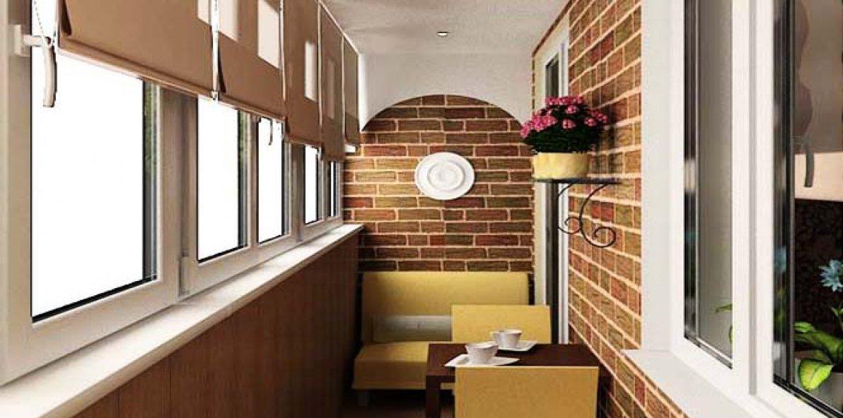 Фото отделка балкона 3м квадратных.