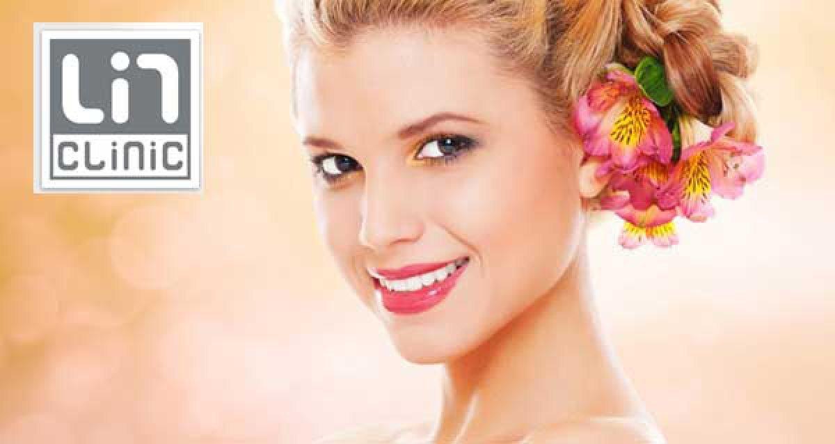 Бесплатная криотерапия! ТОП-чистки лица! Тредлифтинг: нити 3D, Silhouette, «Коги»! Карбоновое омоложение, E-light в «ЛинКлиник»