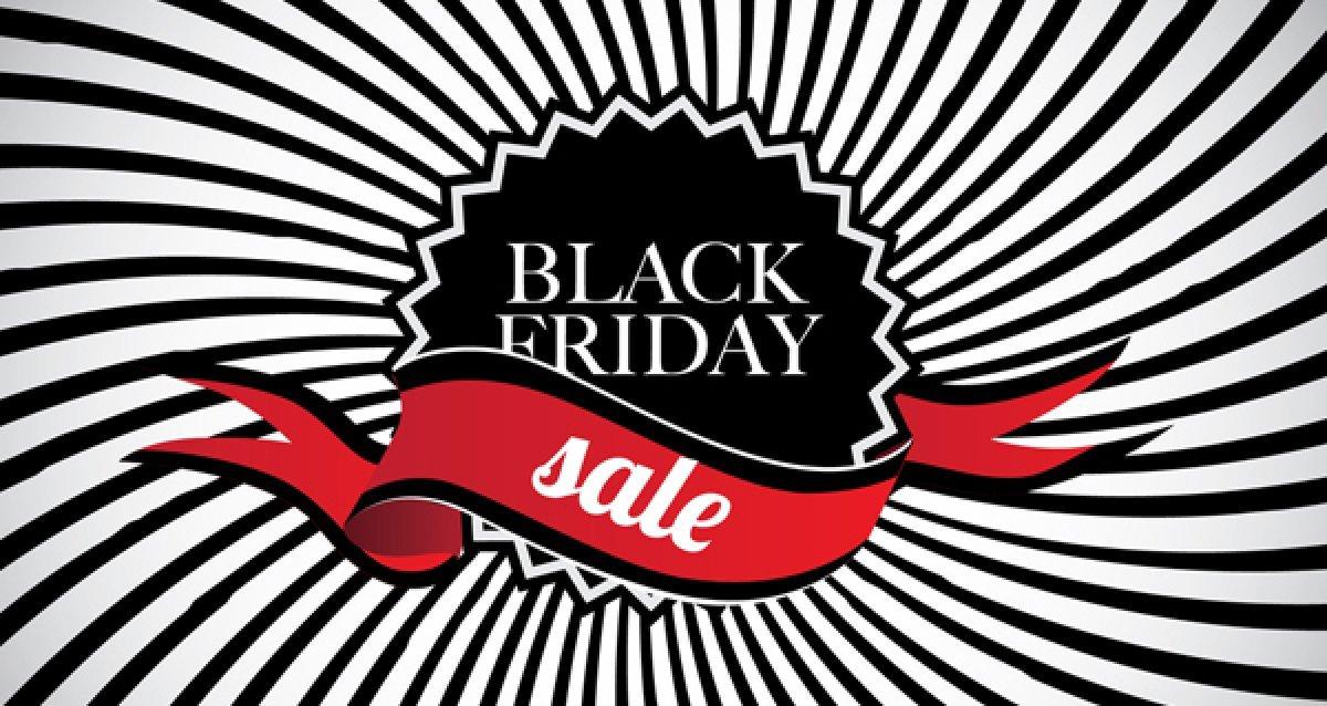 Топ-5 предложений Black Friday: шоппинг-лихорадка начинается