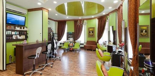интерьер студии красоты OWN Clinic Studio
