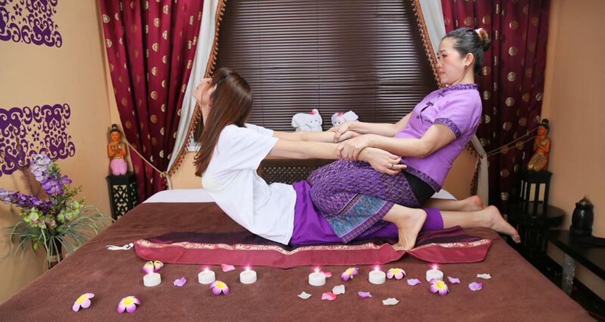 спа салон Wai Thai Spa