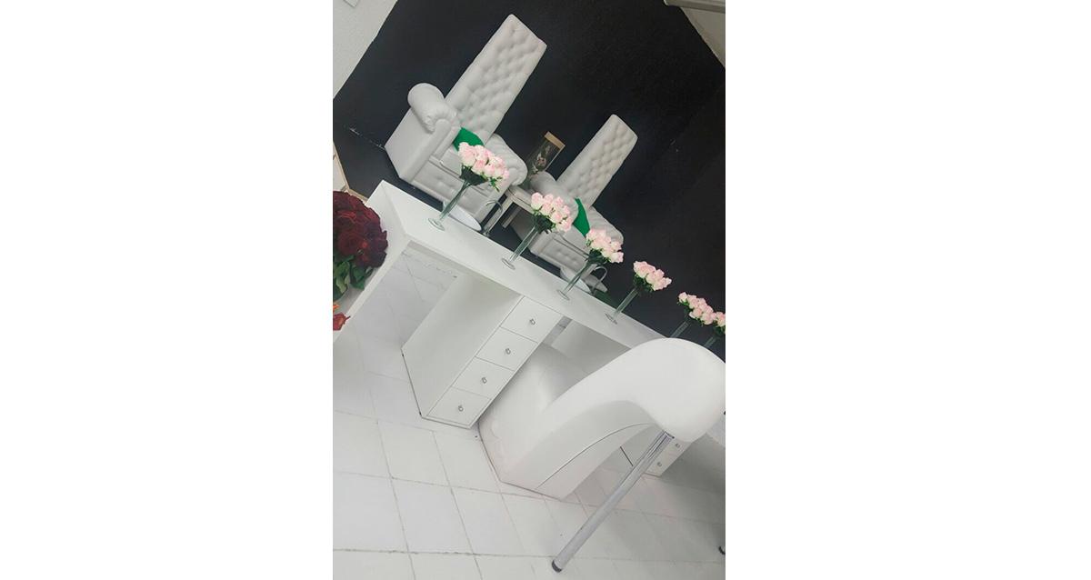 интерьер салона «У топ-стилиста Жанны»