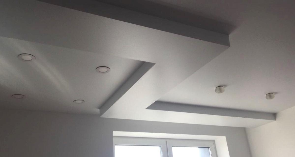 натяжные потолки от компании «Облака»