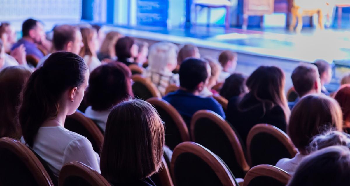 публика в театре