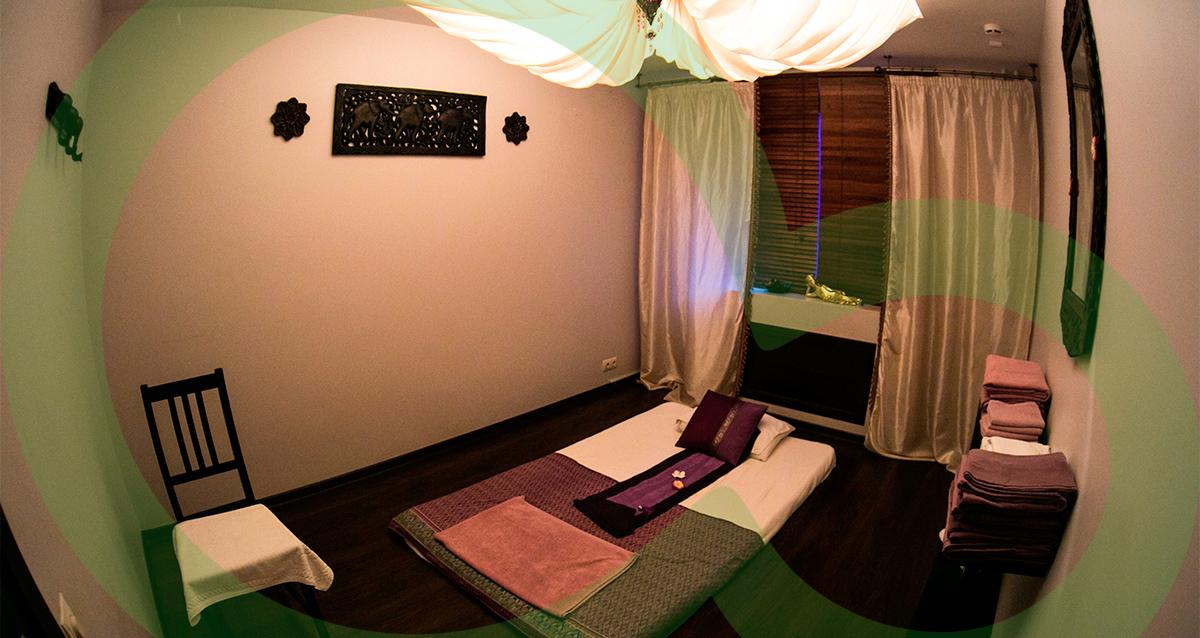 Салон тайского и балийского массажа