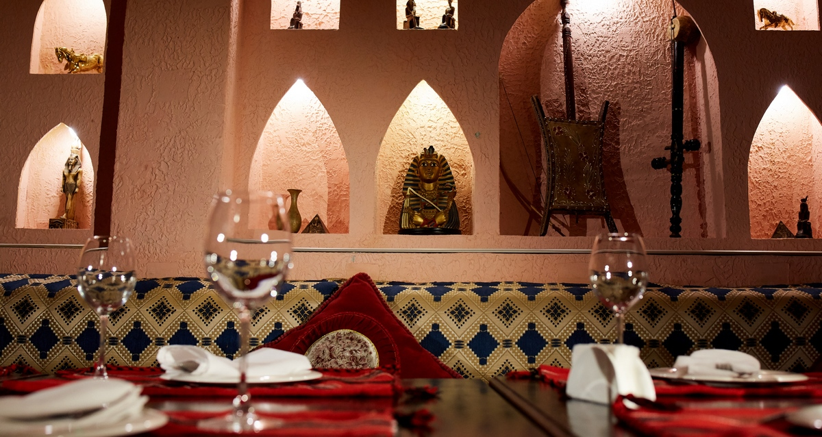 Ресторан Marrakesh lounge