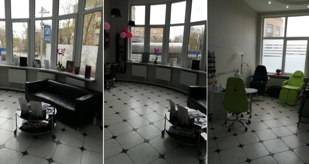 интерьер студии стиля «Милан»