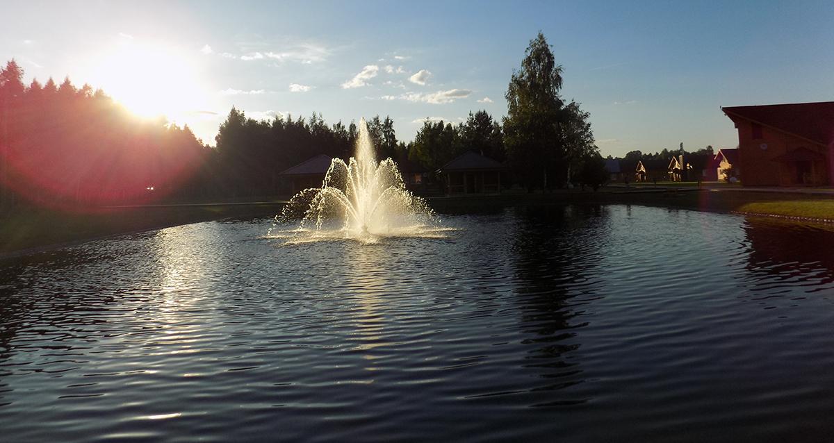 отель Woods Lake Resort
