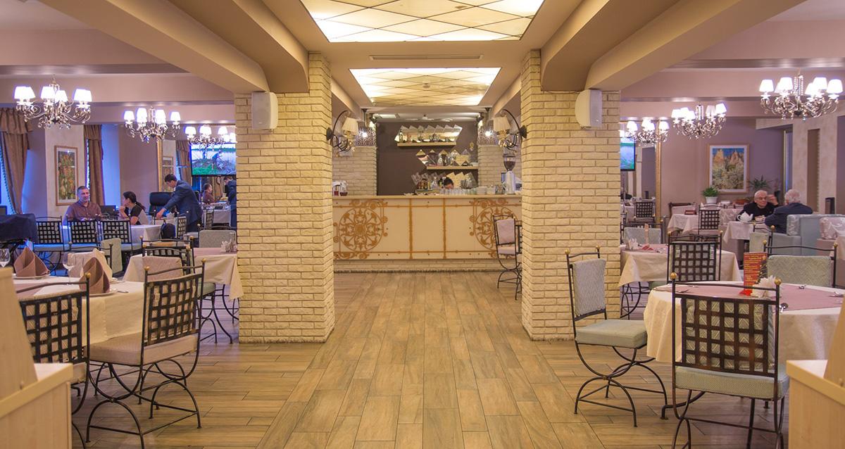 Ресторан «Сущевский Двор»