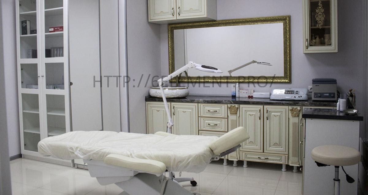 интерьер клиники Amster dama