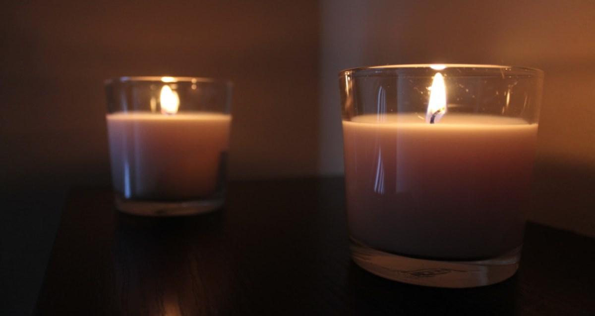 спа свечи