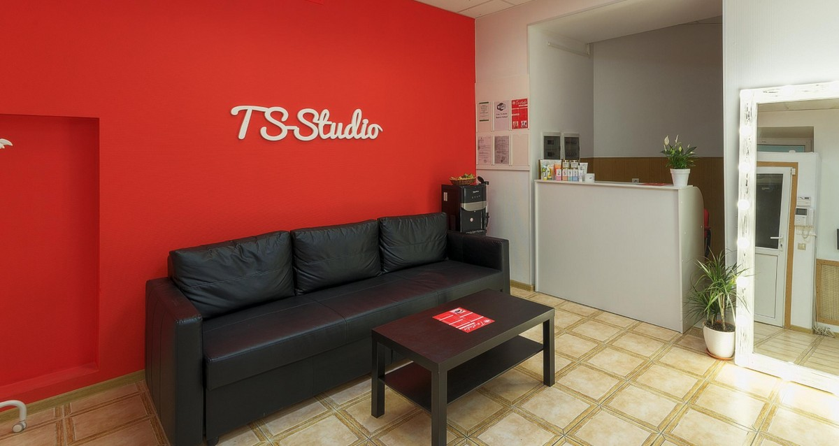 интерьер студии TS-STUDIO