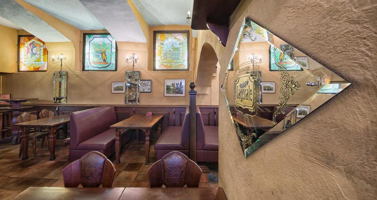 Ресторан «Келья»