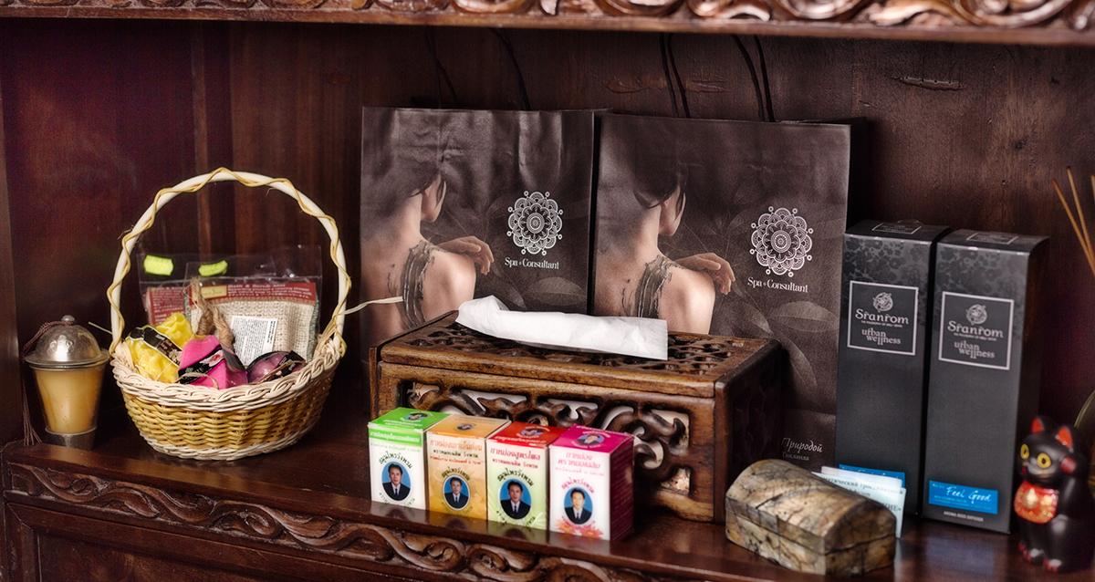 интерьер салона Thai Seasons