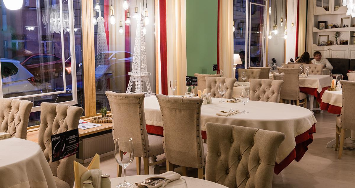 ресторан Philibert в спб