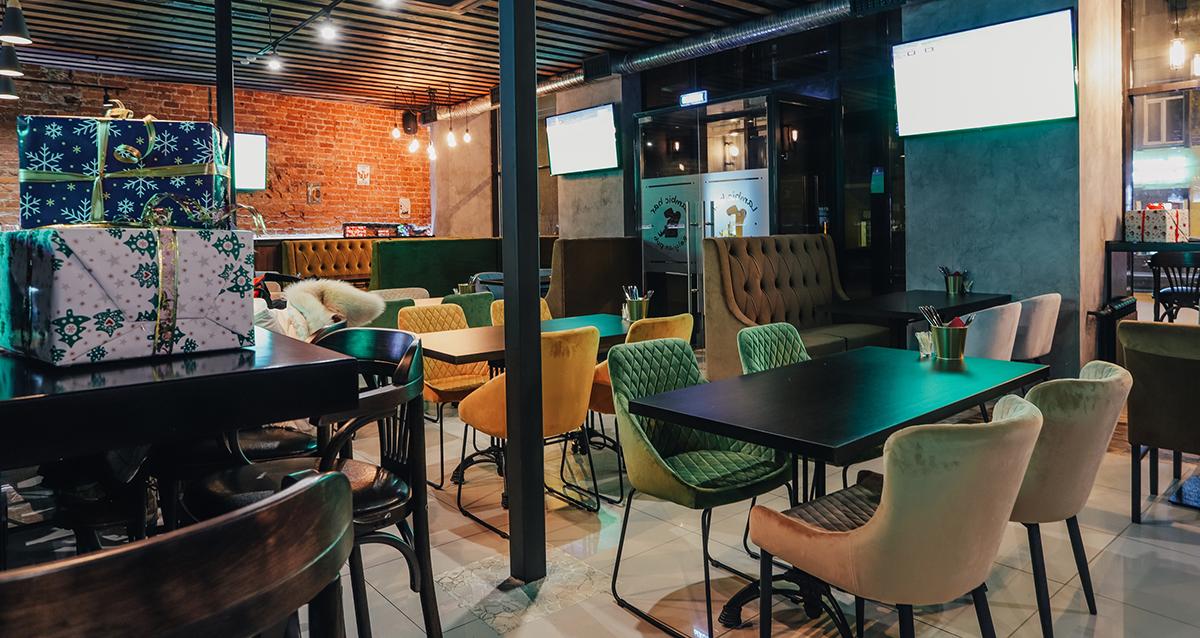 Паб «Ламбик бар»